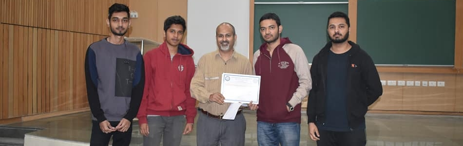 Impressive performance by IIT Indore at ACM-ICPC 2017, placed second in india and 56th in the world